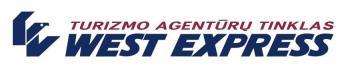 West Express logo