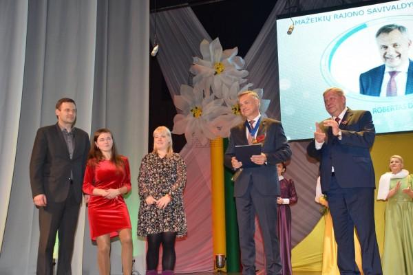 Apdovanojamas Robertas Dargis_2