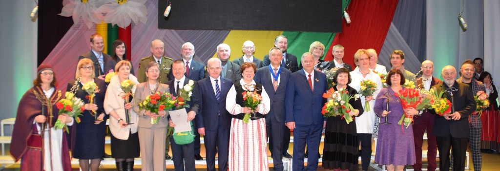 Apdovanotas Mažeikių rajono garbės pilietis ir įteiktos nominacijos