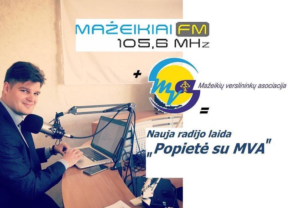 MVA Radijo laida