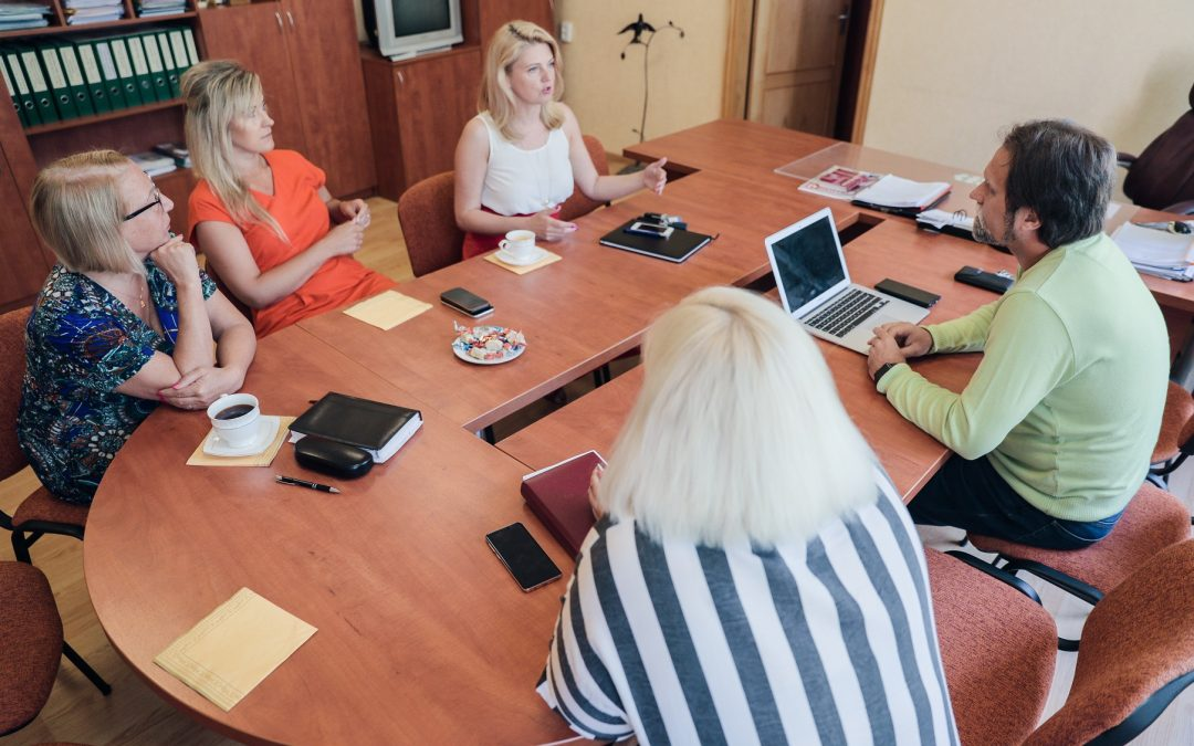 Susitikimas dėl jaunimo įtraukimo